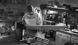 Vollman Woodworking Shop
