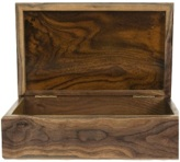 Walnut and Walnut Burl Heirloom Box